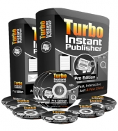 Turbo Instant Publisher Pro Private Label Rights