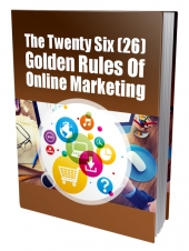 Golden Rules Of Online Marketing Private Label Rights