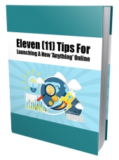 Eleven Tips For Launching A New Anything Online Private Label Rights