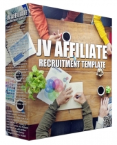 JV Affiliate Recruitment Template Guide Private Label Rights