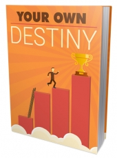 Your Own Destiny Private Label Rights