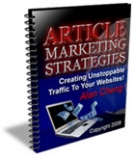 Article Marketing Strategies Private Label Rights