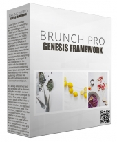 Brunch Pro Genesis FrameWork Private Label Rights
