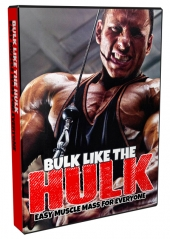 Bulk Like The Hulk Advanced Private Label Rights