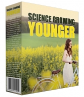 Science Growing Younger Private Label Rights