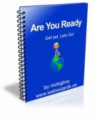 Are You Ready : Get Set, Lets Go! Private Label Rights