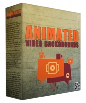 50 Animated Video Backgrounds Private Label Rights