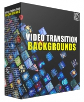 100 Video Transition Backgrounds Private Label Rights
