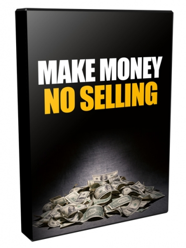 Make Money Without Selling