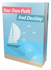 Your Own Path And Destiny Private Label Rights