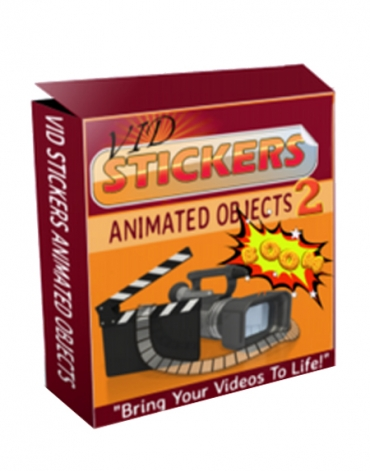 Vid Stickers Review Pack