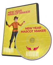 New Year Mascot Maker Private Label Rights