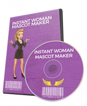 Instant Woman Mascot Maker Private Label Rights