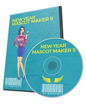 New Year Mascot Maker II Private Label Rights