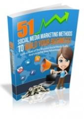51 Social Media Marketing Methods Private Label Rights
