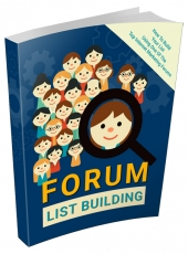 Forum List Building Private Label Rights