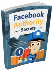 FB Authority Secrets Private Label Rights