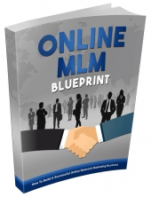 Online MLM Blueprint Private Label Rights