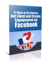 Get Liked and Create Engagement on Facebook Private Label Rights