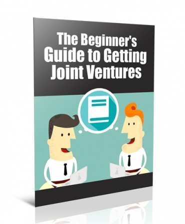 Guide to Getting Joint Ventures