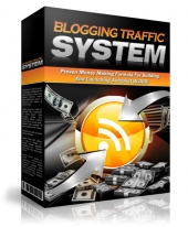 Blogging Traffic System Private Label Rights
