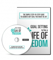 Goal Setting To Live A Life Of Freedom Gold Private Label Rights