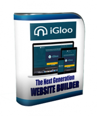 Igloo Website Builder Review Pack