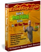 Build A Profit Pulling Ezine In 1/2 The Time Private Label Rights