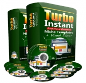Turbo Instant Niche Templates Private Label Rights
