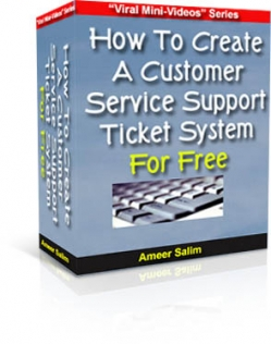 Customer Service Support Ticket System For Free