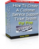 Customer Service Support Ticket System For Free Private Label Rights