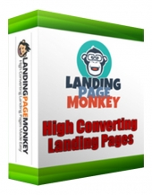 Landing Page Monkey Review Pack Private Label Rights