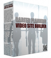 Career Planning Video Site Builder Private Label Rights