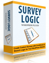 Survey Logic WP Plugin Private Label Rights