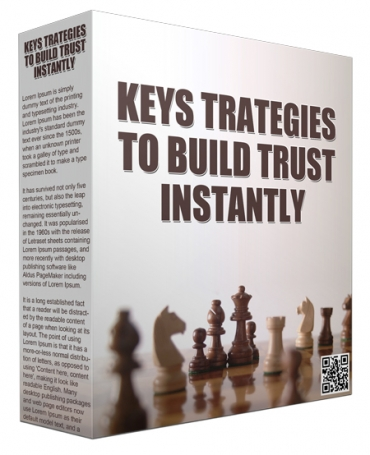 Key Strategies To Build Trust Instantly
