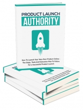 Product Launch Authority Private Label Rights