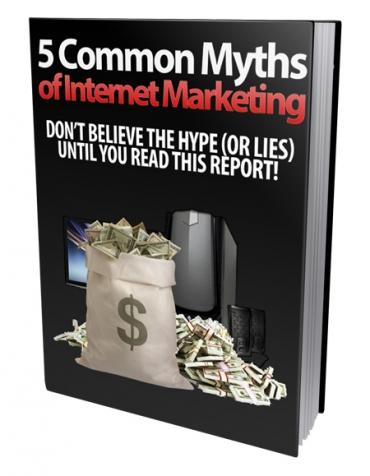 Make Money Online Myths
