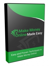 Make Money Online Made Easy Video Upgrade Private Label Rights