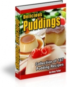 Delicious Puddings Private Label Rights