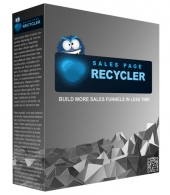 Sales Page Recycler Private Label Rights