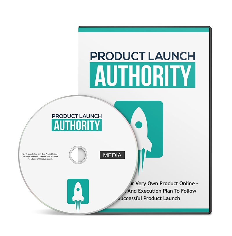 Product Launch Authority Gold