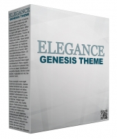 Elegance Genesis WordPress Theme Private Label Rights