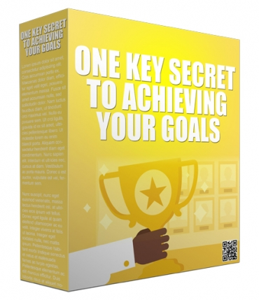 One Key Secret to Achieving Your Goals