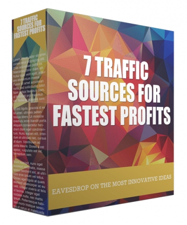 7 Sources for Fastest Profits