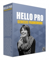 Hello Pro Genesis WordPress Theme Private Label Rights