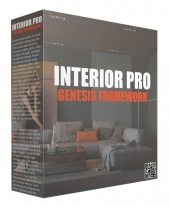 Interior Pro Genesis Framework WP Theme Private Label Rights