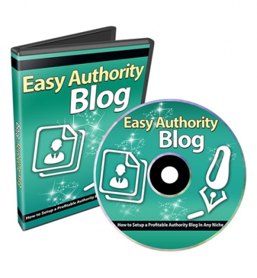 Easy Authority Blog Video Course