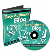 Easy Authority Blog Video Course Private Label Rights