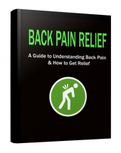 Back Pain Relief Private Label Rights