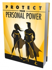 Protect Your Personal Power Private Label Rights